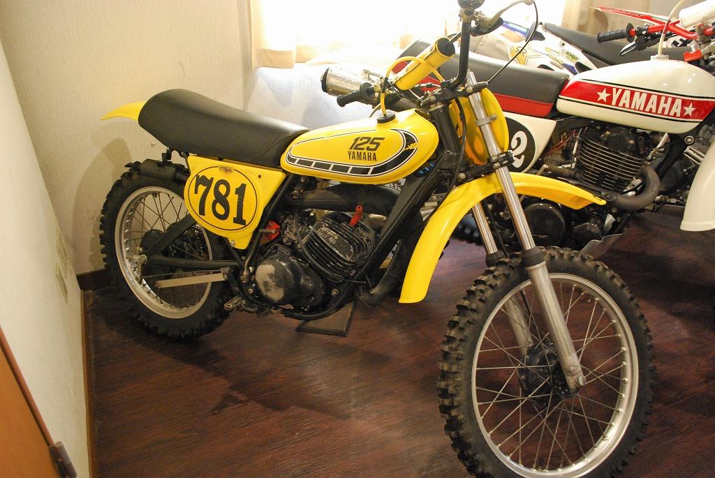 1976ヤマハyz125