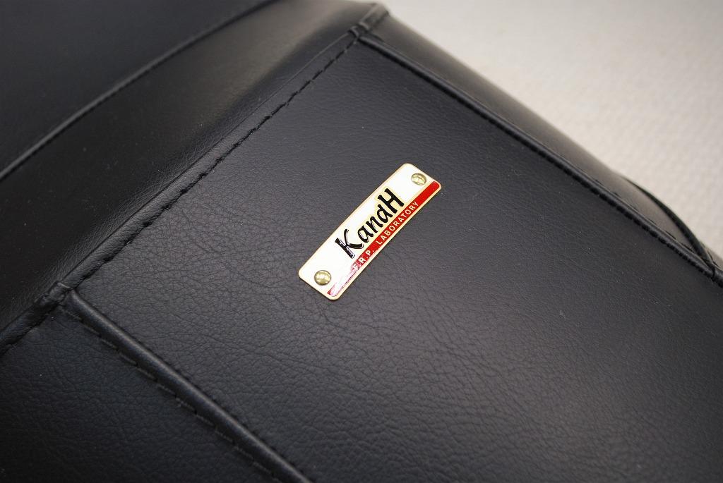 xsr900k&hシングルシート白赤ネームプレート