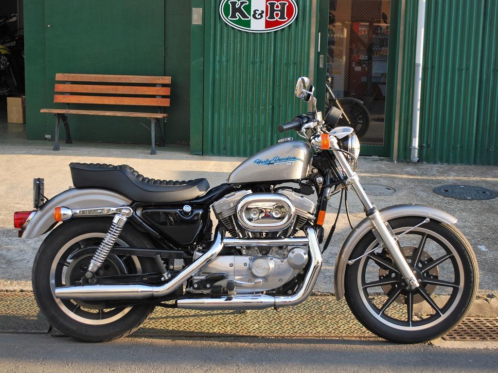 Harley-Davidson-1996-スポーツスター-XLH883