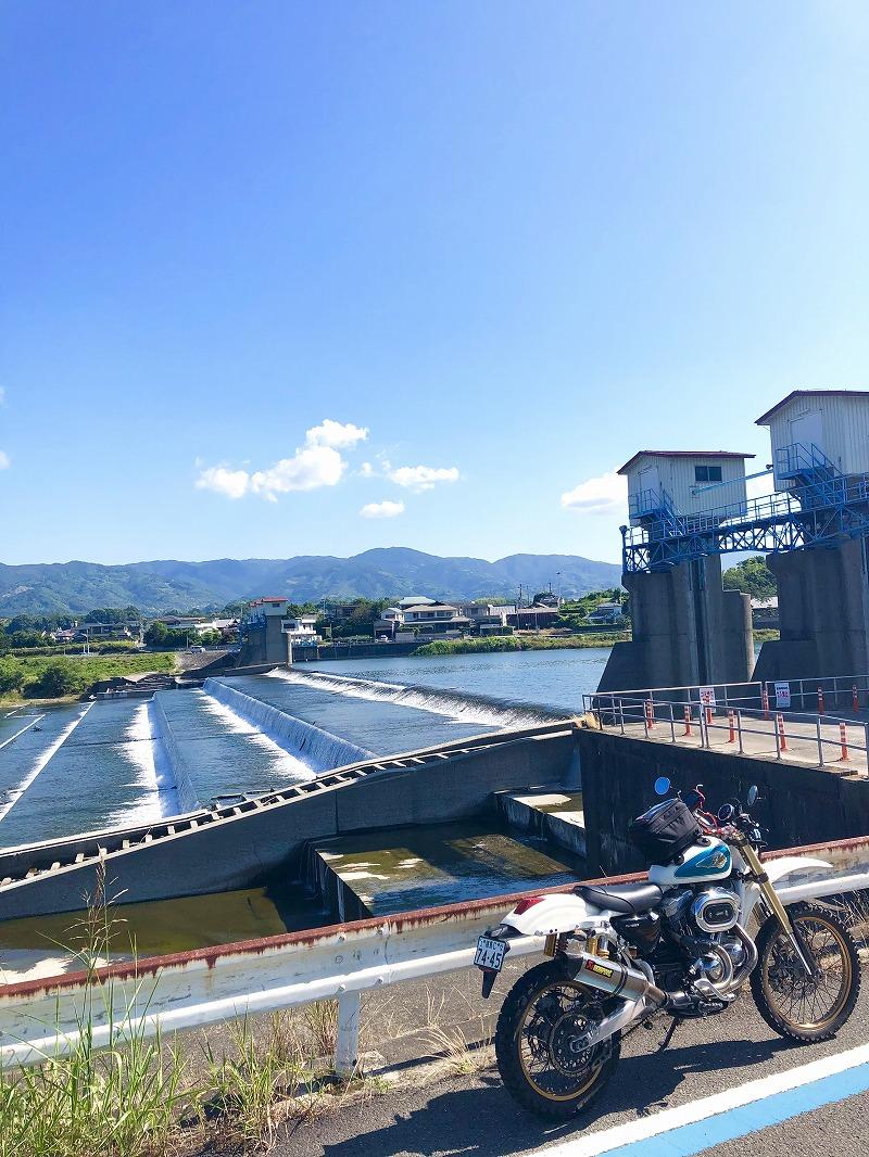 スポーツスター-紀ノ川
