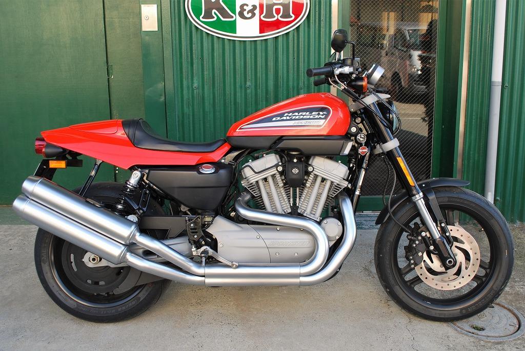 XR1200ハーレーダビッドソン