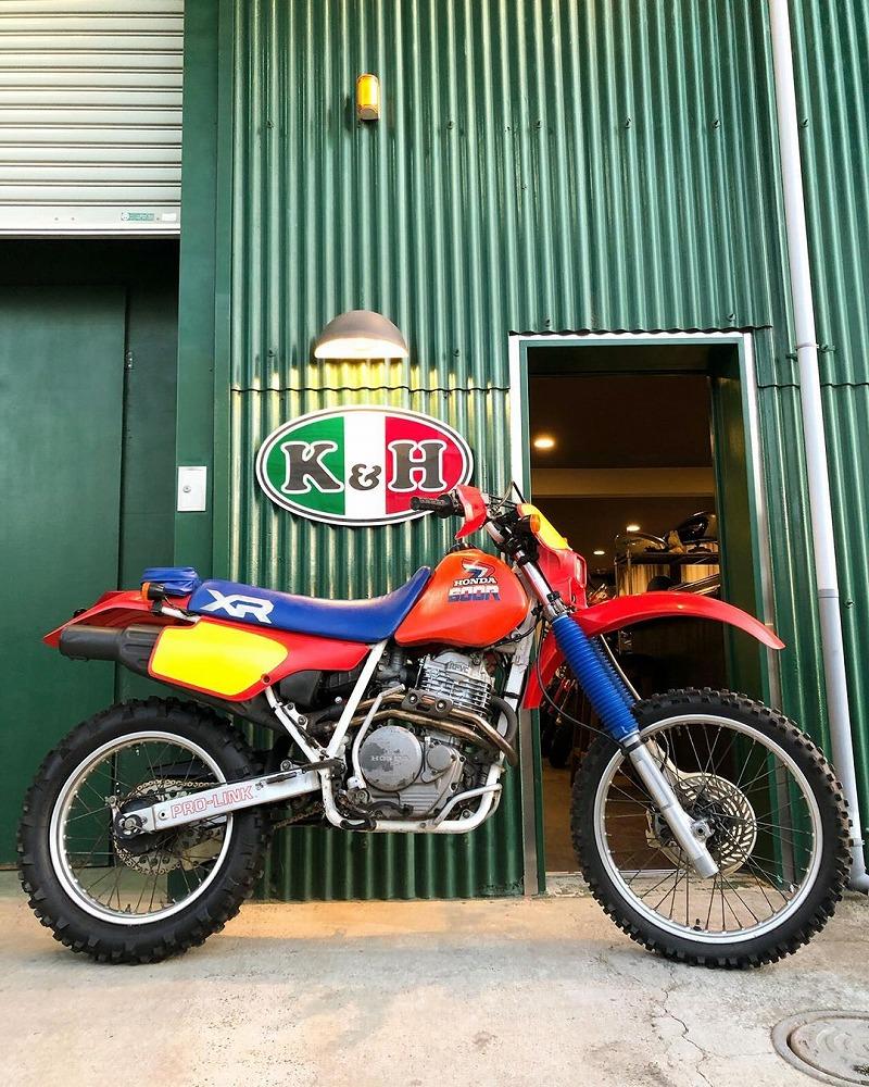 honda-xr600r-1990‐k&h