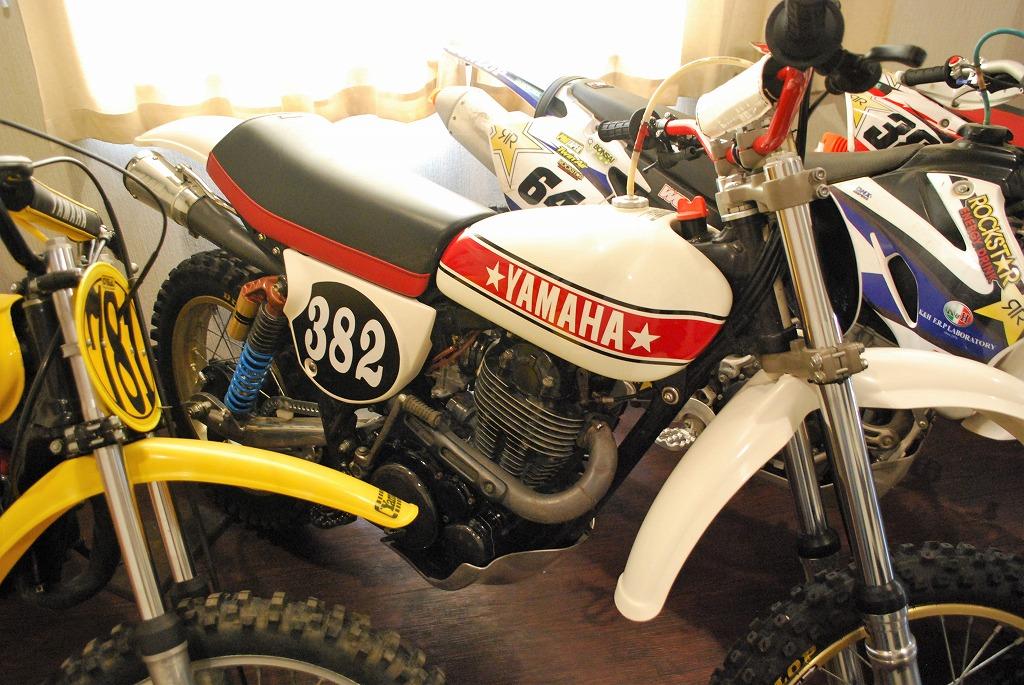 ヤマハXT500