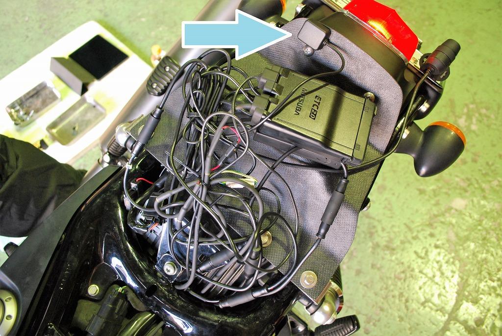 ミツバ-ドライブレコーダー-EDR-ドラレコー配線