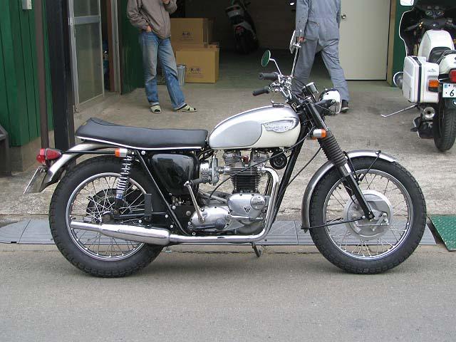 トライアンフ tr-6-triumph-unit-1969